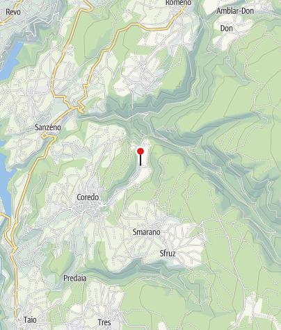 Mappa / Bar Ristorante Due Laghi