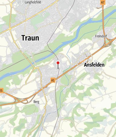 Karte / Bewegungsarena Ansfelden