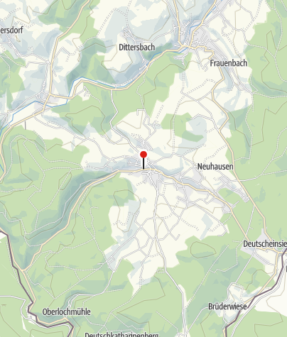 Karte / Erzgebirgssparkasse - Seiffen