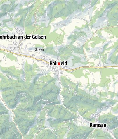 Mapa / Gasthof Haginvelt