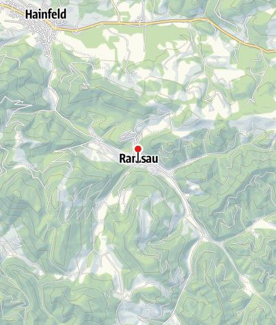 Mapa / Gasthof Zum Touristen