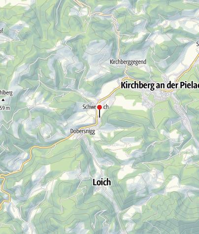 Karte / Gasthof Kemetner - Schützenwirt