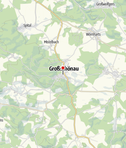 Mapa / Schönauerhof