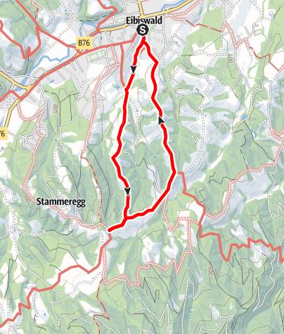 Karte / Turmbauerweg