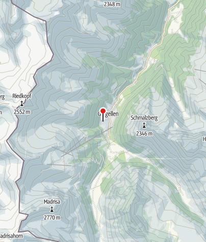 Karte / Brücklmeier Ferienwohnungen