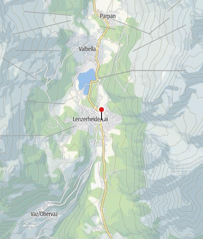 Map / Café Senda