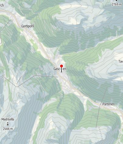 Karte / Landhaus Willi