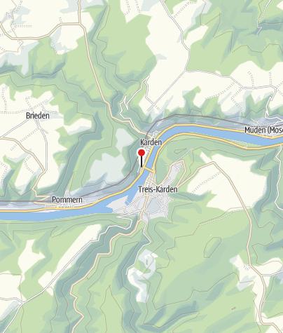 Map / Zahnärzte Gemeinschaftspraxis Schäfer & Huss