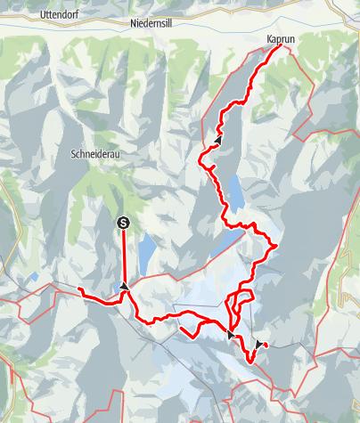Kaart / Granat & Glöckner