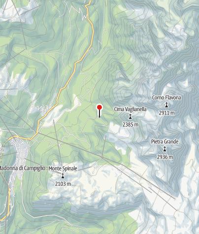 Map / Malga Vaglianella