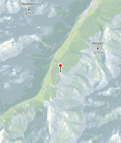 Karte / V7: Falbesoner Nockalm