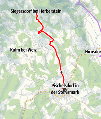 Karte / WZ 7 Hollerbergtour
