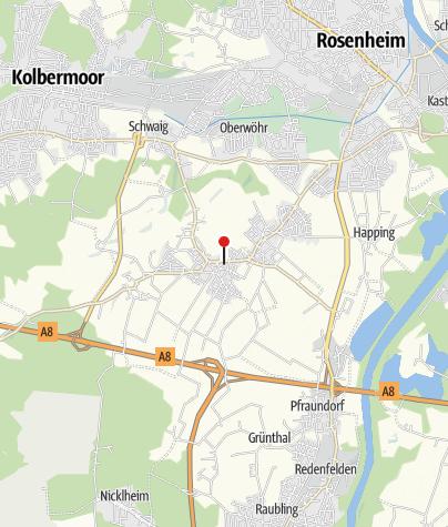 Karte / Kirchenwirt Pang