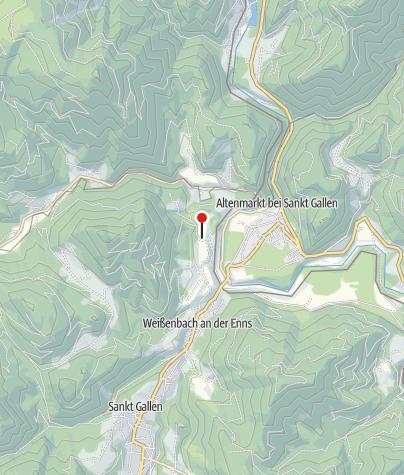 Karte / Biohof und Reiterhof Laussabauer