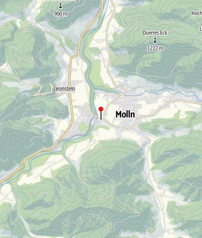 Karte / Gasthaus Stefaniebrücke