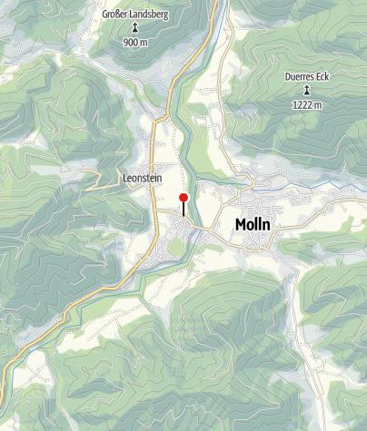 Karte / Hotel Garni Leonsteinerhof ***