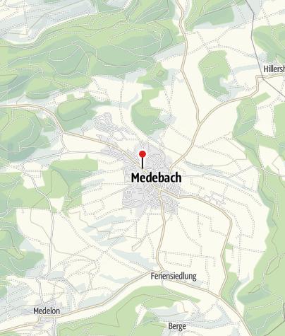 Kaart / Troll's Brauhaus