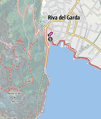 Cartina / Tesori Nascosti: Il Marocco, nel cuore di Riva del Garda