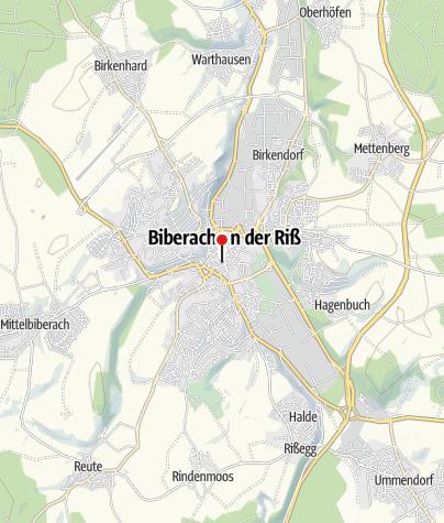 Karte / Gasthof Grüner Baum