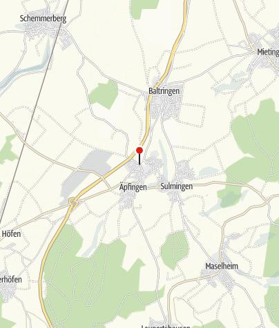 Karte / Landgasthof zum Adler