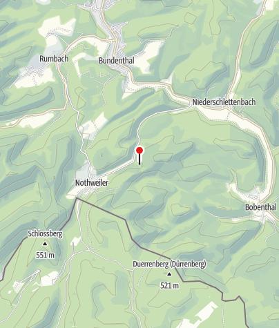 Karte / Bobenthaler Schutzhütte