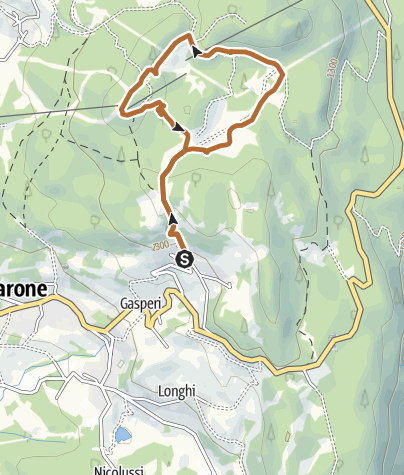 Karte / 5 - Giro del Tablat
