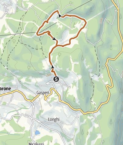 Mappa / 5 - Giro del Tablat
