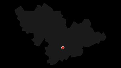 Karte / Osteifelweg (1) - Gesamtverlauf
