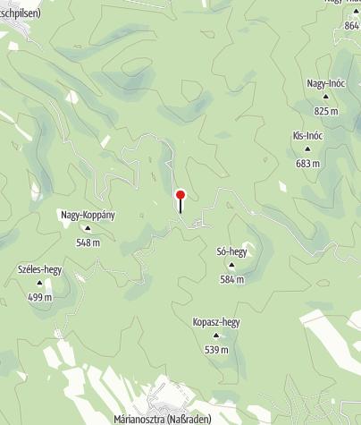 Map / Márianosztra-Nagyirtáspuszta kisvasút (Nagyirtás állomás)