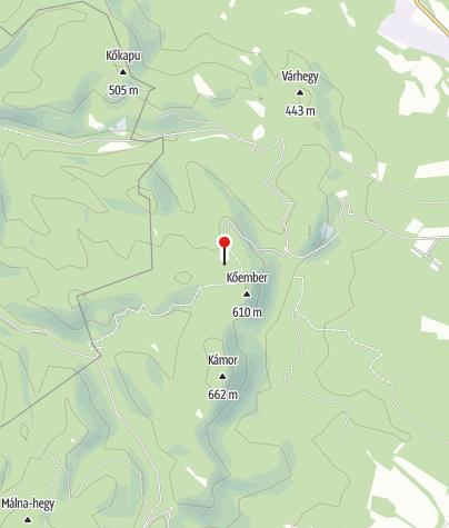 Map / Wenckheim vendégház