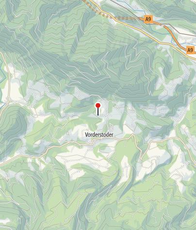 Karte / Pferdehof Saukogel