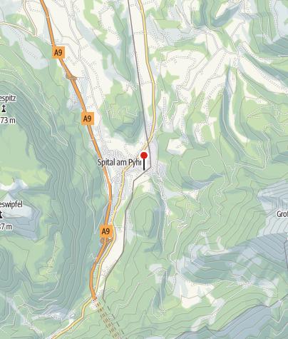 Karte / Lindenhof