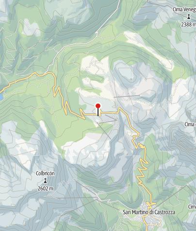 Map / Malga Rolle