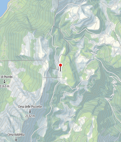 Karte / Malga Prà Alpesina