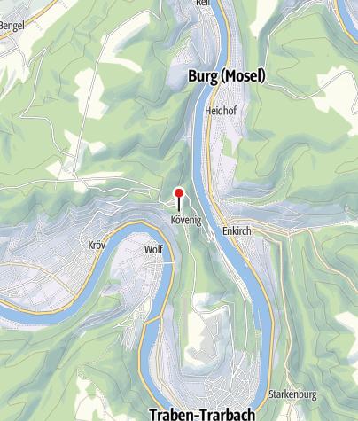 Karte / Ferienpark Landal Mont Royal