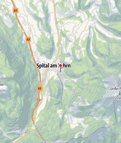 Karte / Landhaus Seebacher