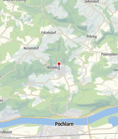 Mapa / Ferienhaus Goldegg Koch Heidi