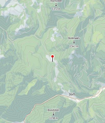 Karte / Radlerimbiss Mooshöhe