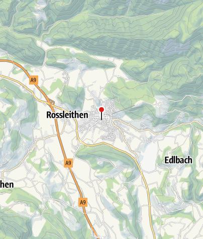 Karte / Gasthaus & Pension Schwarzer Graf