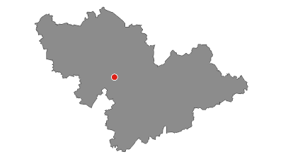 Karte / Ville-Eifel-Weg (2) - Gesamtverlauf