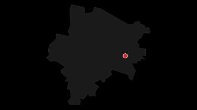 Karte / Bewegungsarena Gars am Kamp - Panoramatafel Hauptplatz