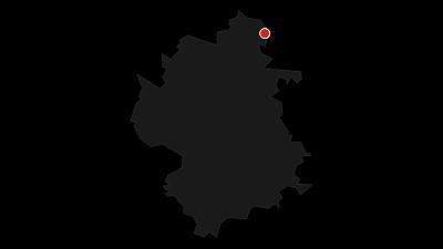 Karte / Werra Wasser Wandern 4: Bad Salzungen - Vacha