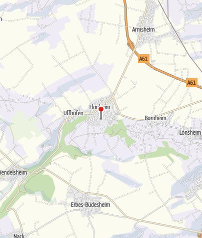 Map / Speisegaststätte Adelbergstube