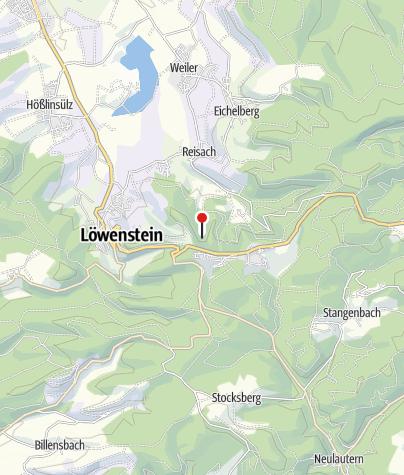 Karte / Höhlenbrunnen