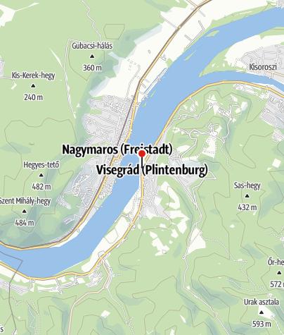 Térkép / Visegrád (OKTPH_79)