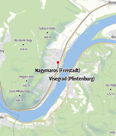 Mapa / Nagymaros (OKTPH_80)