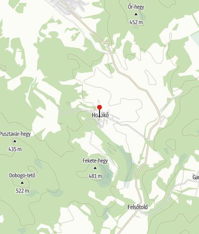 Map / Hollókő (OKTPH_96_2)