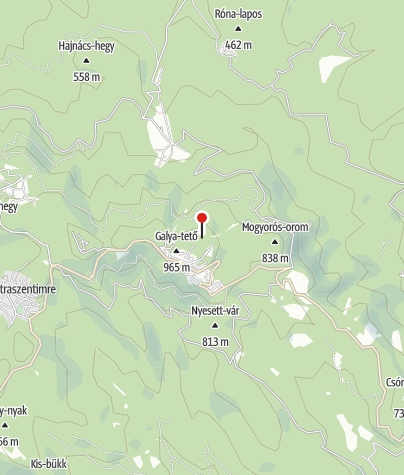 Térkép / Galyatető (OKTPH_102_2)