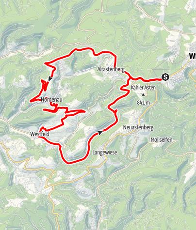 Map / Bildchen & Hoher Knochen