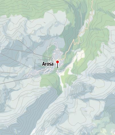 Kaart / Feuerstelle Badi Untersee